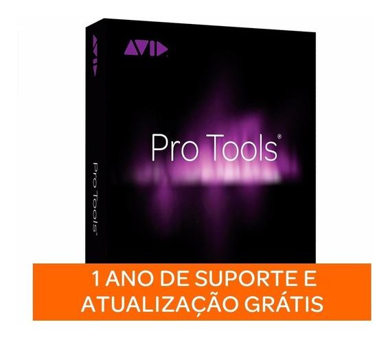 Atualização Do 12 Ou 2018 Para O Novo Avid Pro Tools