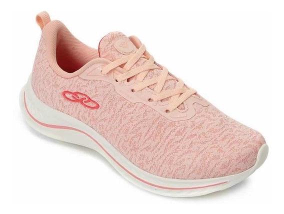 Tenis Feminino Olympikus Anyway Rosa