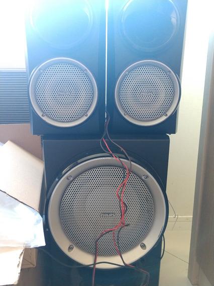 Caixas De Som Philips Fwm998x 5x Caixas 12x