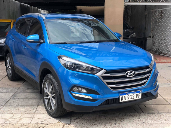 Hyundai Tucson Gl 154 Cv 2.0 16v 6at 2wd 2017