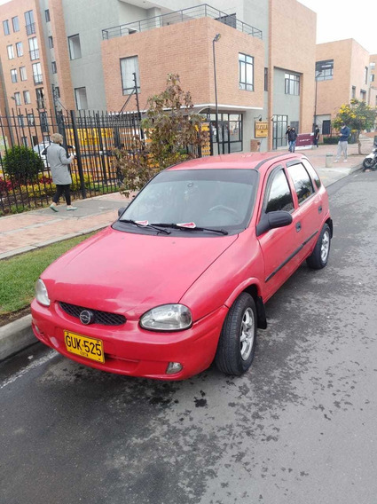 Vendo Carro Familiar Corsa Wind 2003 Papeles Al Dia