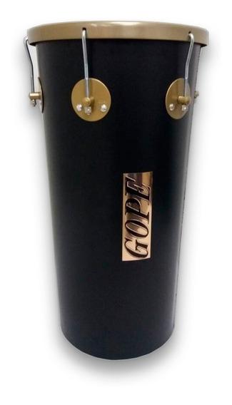 Rebolo Gope Cônico 11 Pol. 55cm Preto / Dourado Lal5511tmapd