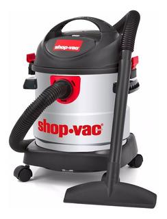 Aspiradora Shop Vac 5 Hp Modelo Mas Nuevo 2020 Seco Mojado!!