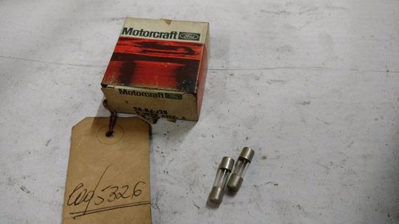 Fusivel 5 A Curto Americano 10 Pcs Original Ford