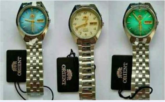 Relógios Masculinos Orient Automático 5 Anos De Garantia