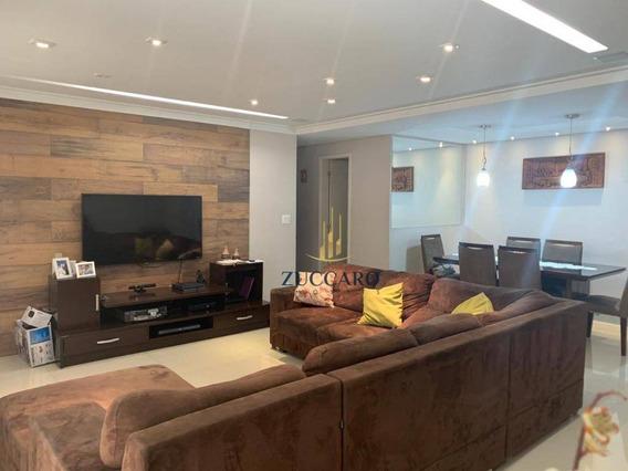 Apartamento Com 3 Dormitórios À Venda, 128 M² Por R$ 900.000,00 - Chácara São Luis - Guarulhos/sp - Ap14160