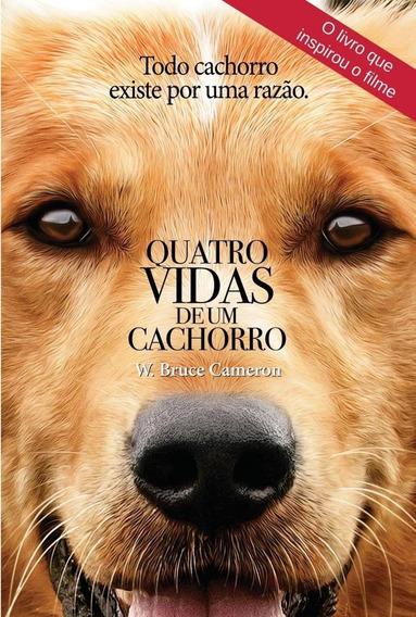 Quatro Vidas De Um Cachorro - Capa Filme