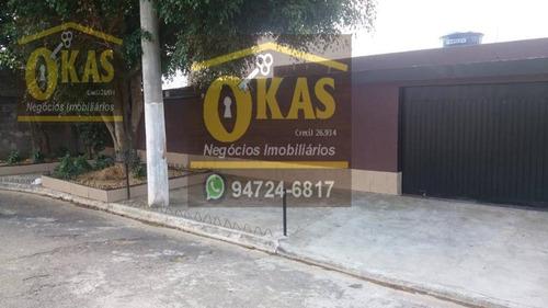 Imagem 1 de 30 de Casa Com 3 Dormitórios À Venda, 175 M² Por R$ 280.000,00 - Jardim Leymar - Suzano/sp - Ca0373