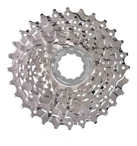 Imagen 1 de 4 de Piñon Bicicleta Ruta Shimano Sora Hg-400 11-25 9 Velocidades