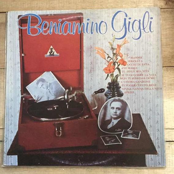 Lp Beniamino Gigli 1984