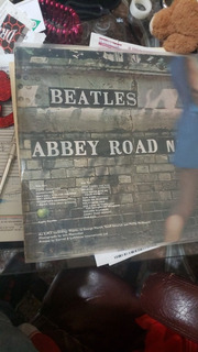 Vinil Abbey Road N Beatles