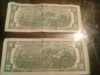 Monedas De 2 Dolares