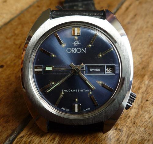 27fce3232a81 Reloj Orion Relojes Masculinos - Joyas y Relojes en Mercado Libre Perú