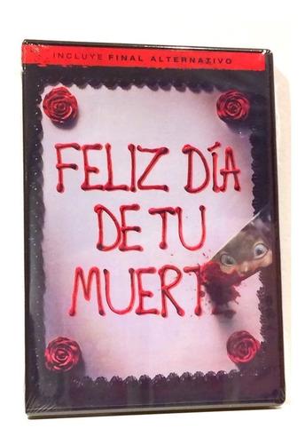 Feliz Día De Tu Muerte (dvd) Nuevo