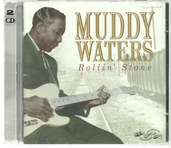 Cd Miles Davis - Rollin Stone ( Duplo Ingles ) Proper 2002