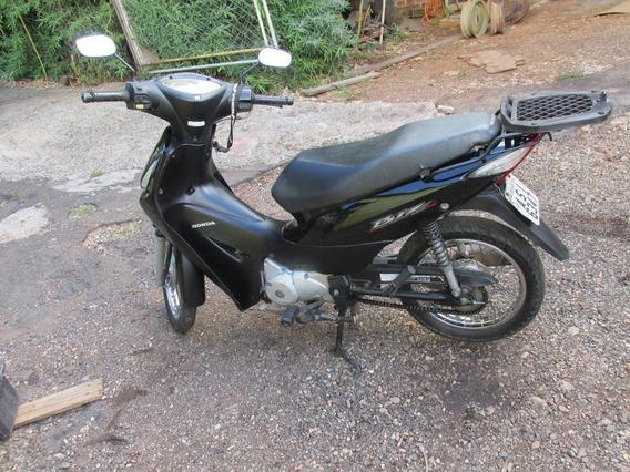 Motocicleta Moto Honda Biz Es 125 Es Fuel Injection