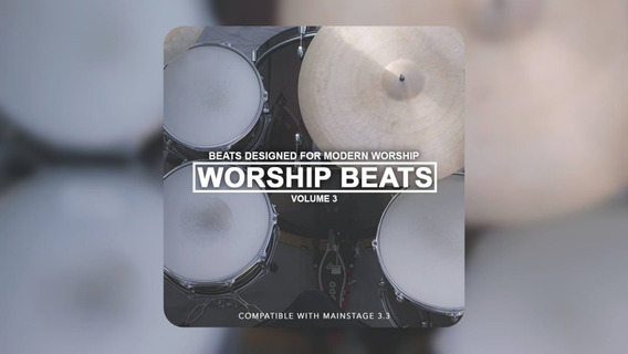 Mainstage Worship Beats Vol 3
