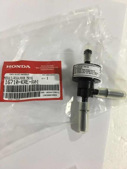 Regulador De Pressão Titan 150/biz 125/ Bross Original Honda
