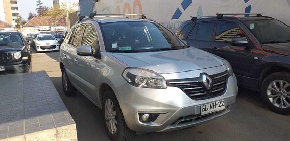 Renault Koleos 2014 Automatic Full Único Dueño 4x2 Impecable