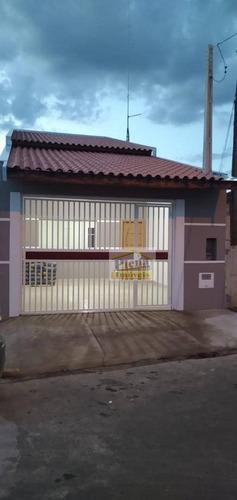 Casa Com 2 Dormitórios À Venda, 100 M² Por R$ 320.000,00 - Vila Valle - Sumaré/sp - Ca4466
