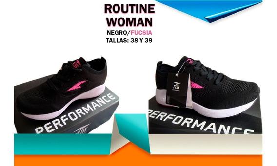 Zapatos Deportivos Rs Unisex