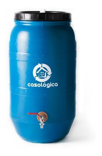 Imagem 1 de 7 de Eco Tanque 80l - Bombona Para Coleta De Água - Frete Grátis!