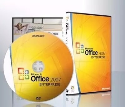 Cd Instalação Office 2007 + Chave De Ativação