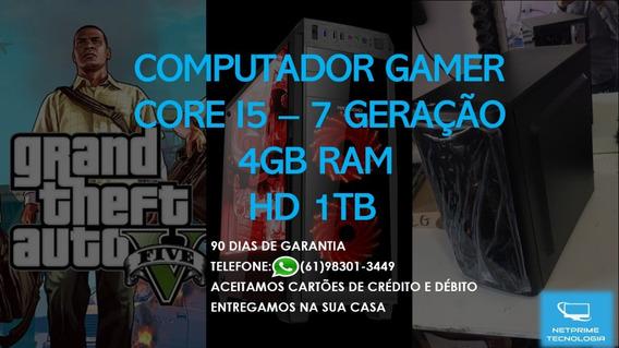 Gabinete Gamer Completo