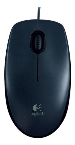 Mouse Optico Logitech M90 Usb