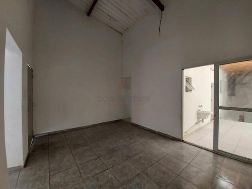 Casa Para Locação Em São Paulo, Centro, 3 Dormitórios, 1 Banheiro, 1 Vaga - Cafe0556_2-1172884