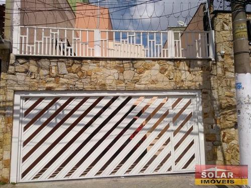 Imagem 1 de 24 de Sobrado Cidade Patriarca São Paulo/sp - 12346