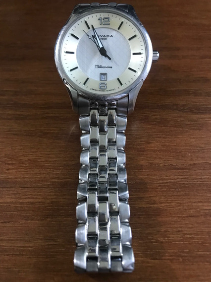 Reloj Nivada Swiss Millionaire