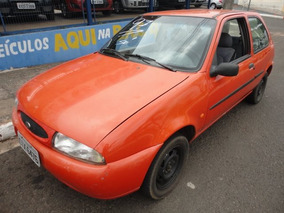 Ford Fiesta 1.0 Mpi 8v Gasolina 2p Manual