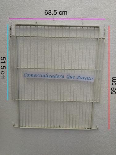 Imagen 1 de 3 de Parrilla Para Cuarto Frío Tipo Autoservicio 59cm X 68.5cm