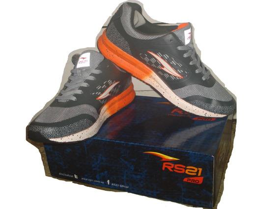 Zapatos Rs21 Originales Para Caballero, Nuevos. Talla 43