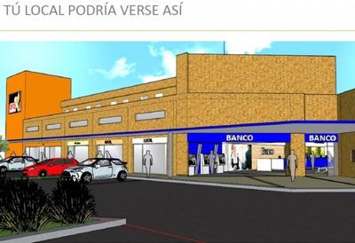 Locales En Arriendo Centro Comercial El Trebol 741-249
