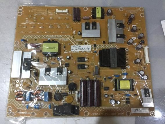 Placa Da Fonte Tv Philips 42pfl3508g/78 - 715g5778-p01-000-0