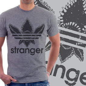 5bd7d1ad85 Camisa - 100% Algodão - Stranger Things - adidas