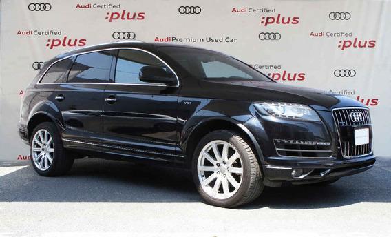 Audi Q7 2013 5p 3.0l Elite Quattro Tiptronic