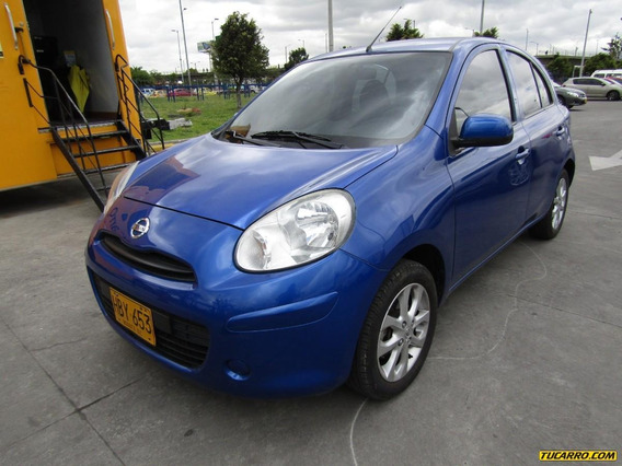 Nissan March Drive Mt 1600 Cc- Aa