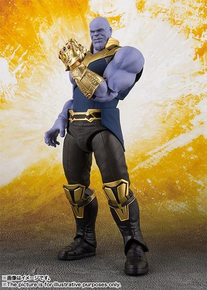 Thanos - Vingadores Guerra Infinita - S.h. Figuarts
