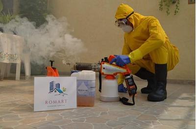 Sanitización Desinfección De Hogar Y Comercial Certificados