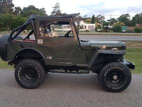Jeep Cj2 Direccion Hidráulica