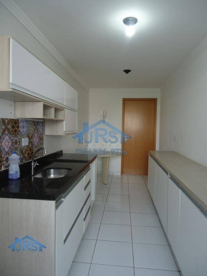 Condominio Raiza Ii Apartamento Com 2 Dormitórios À Venda, 68 M² Por R$ 350.000 - Vila Porto - Barueri/sp - Ap2193