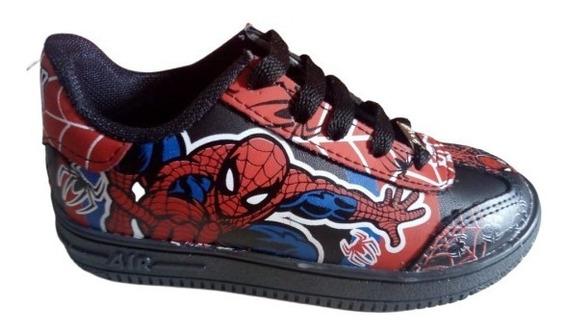 Zapatillas De Nene Hombre Araña Cuotas S. Intereses