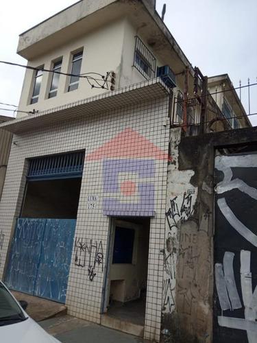 Galpão À Venda, Ipiranga - São Paulo/sp - 3952