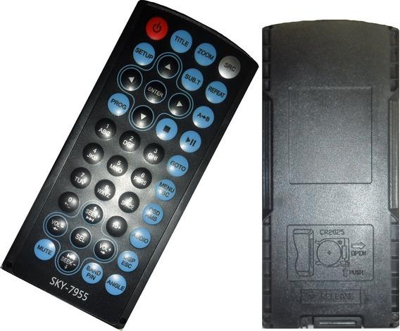 Controle Remoto Hbuster Hbd 9200 / Hbd 9260 C/bateria