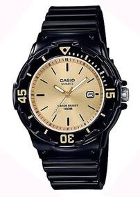 b465998577b6 Reloj Casio Lrw200h Blanco Dorado - Reloj para de Mujer en Mercado ...