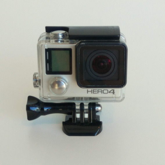 Gopro Hero4 Silver - Jr26