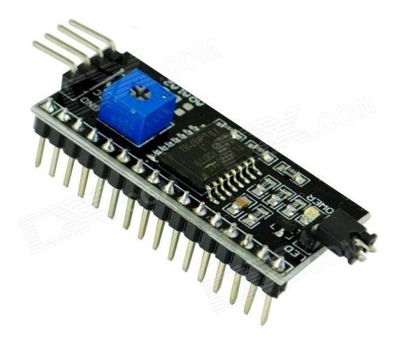 Módulo Adaptador Conversor I2c P/ Lcd 1602 / 2004 Arduino